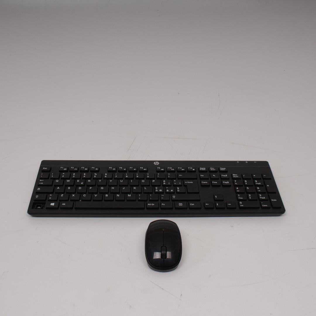 Set klávesnice a myši HP