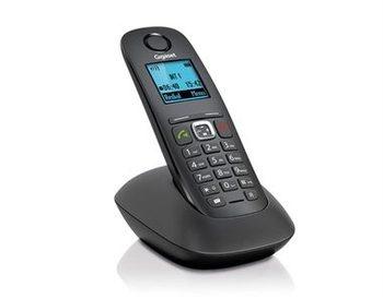 Bezdrátový telefon Gigaset A540 černý