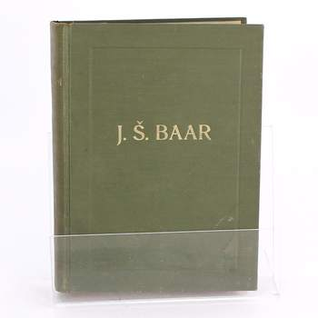 Kniha Poslední soud, J.Š.Baar