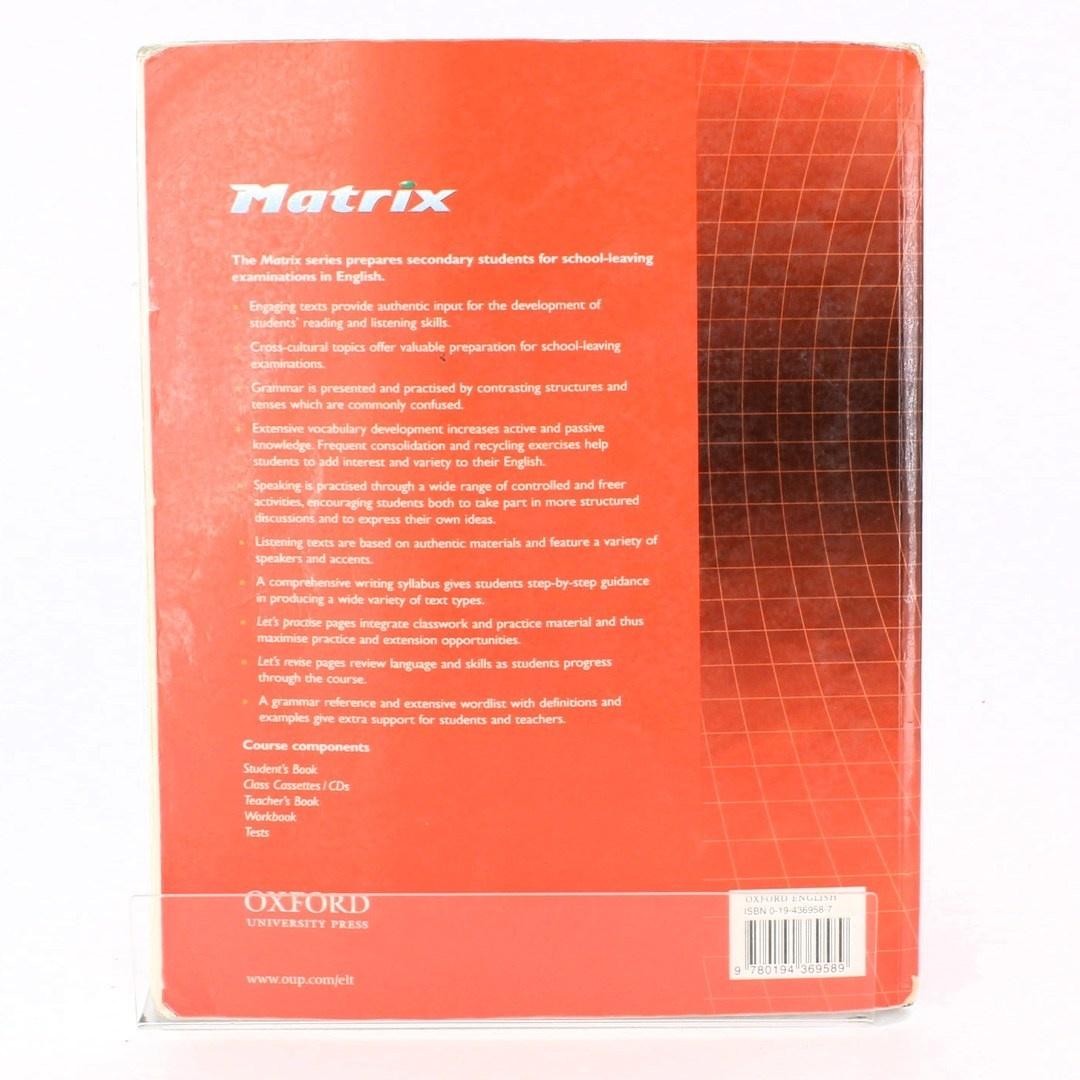 Matrix Upper-intermediate student's book