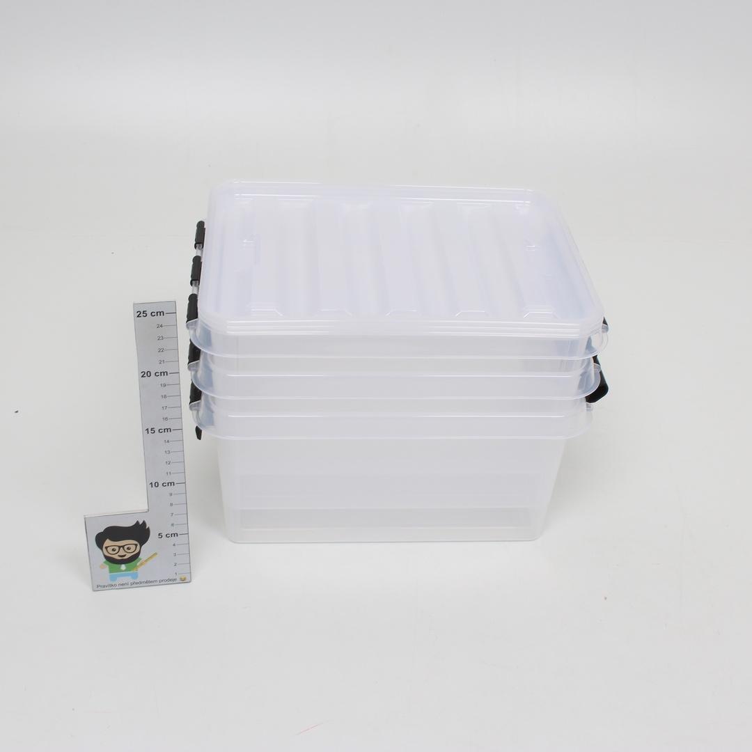 Plastové boxy Smartstore Classic 10 2 ks