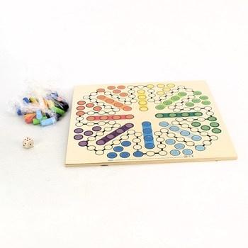Dřevěná stolní hra Hess 14849