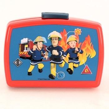 Box na svačinu OSP s požárníkem Samem