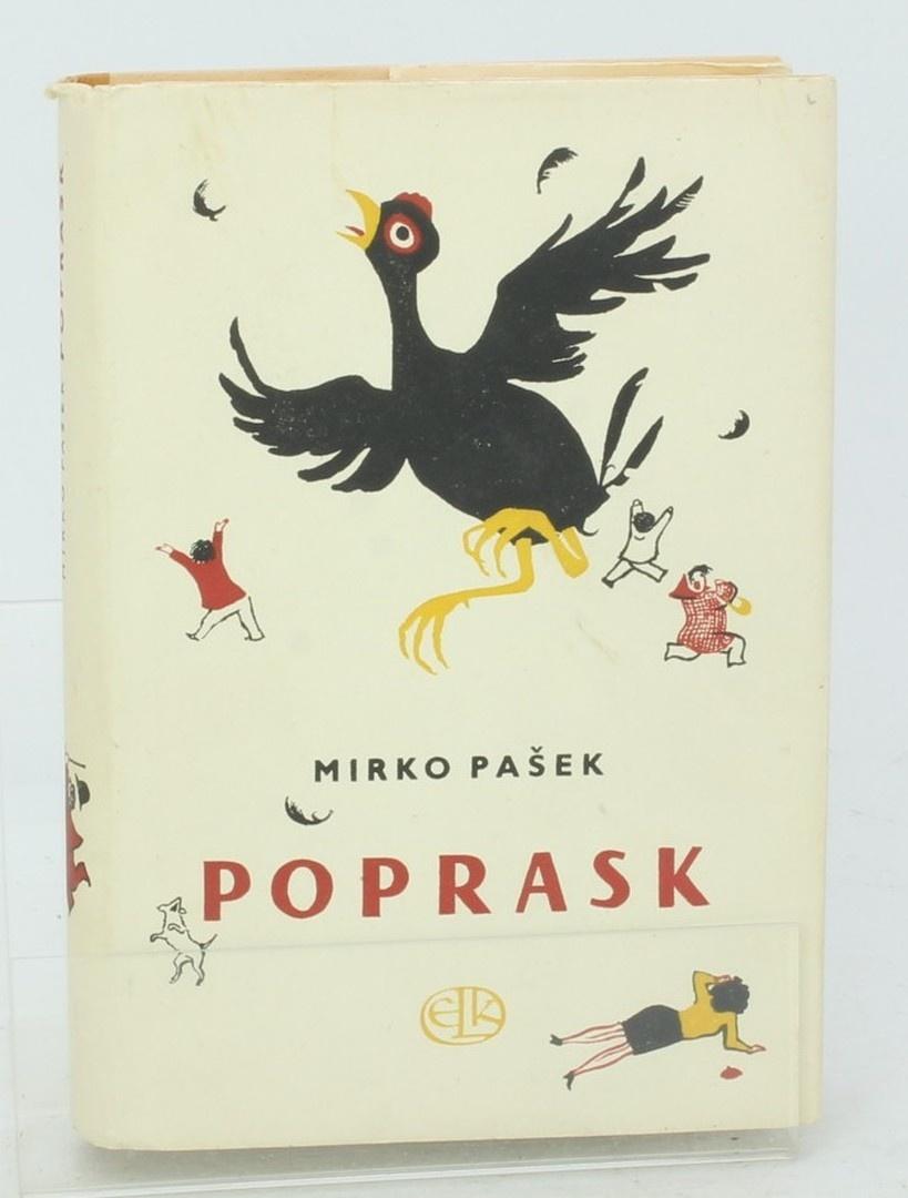 Kniha Mirko Pašek: Poprask