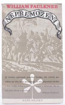 Kniha William Faulkner: Nepřemožení