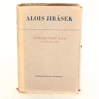 Alois Jirásek: Zahořanský hon a jiné povídky