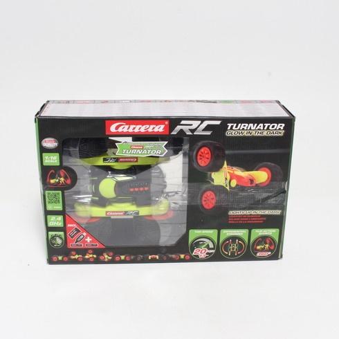 RC auto Carrera Turnator žluté