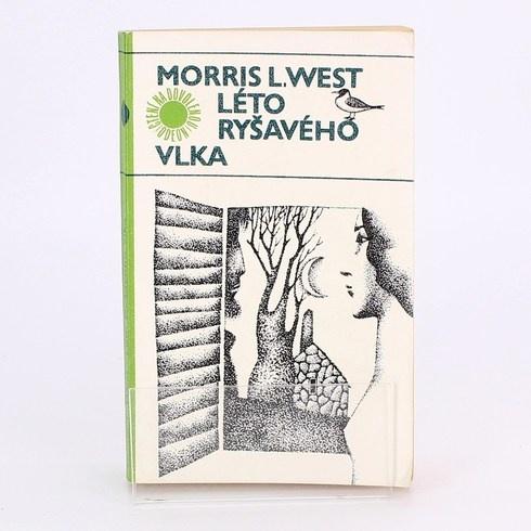 Kniha Odeon Léto ryšavého vlka Morris L. West