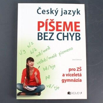 Učebnice Český jazyk píšeme bez chyb