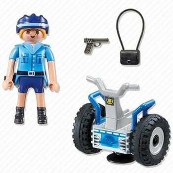 Figurka Playmobil 6877 policistka