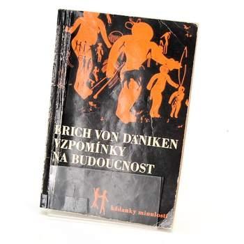 Kniha E. von Daniken: Vzpomínky na budoucnost