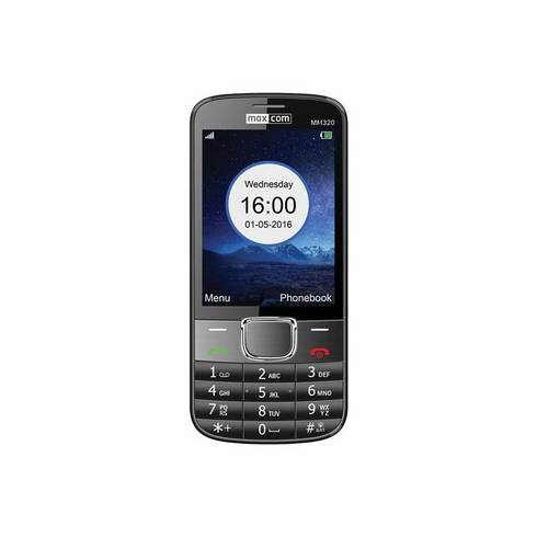 Mobilní telefon MaxCom MM320