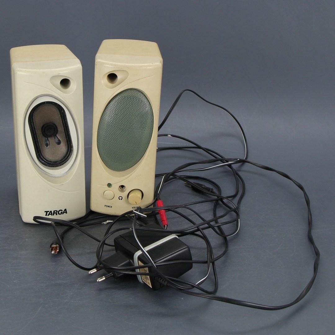 2 reproduktory k PC Targa