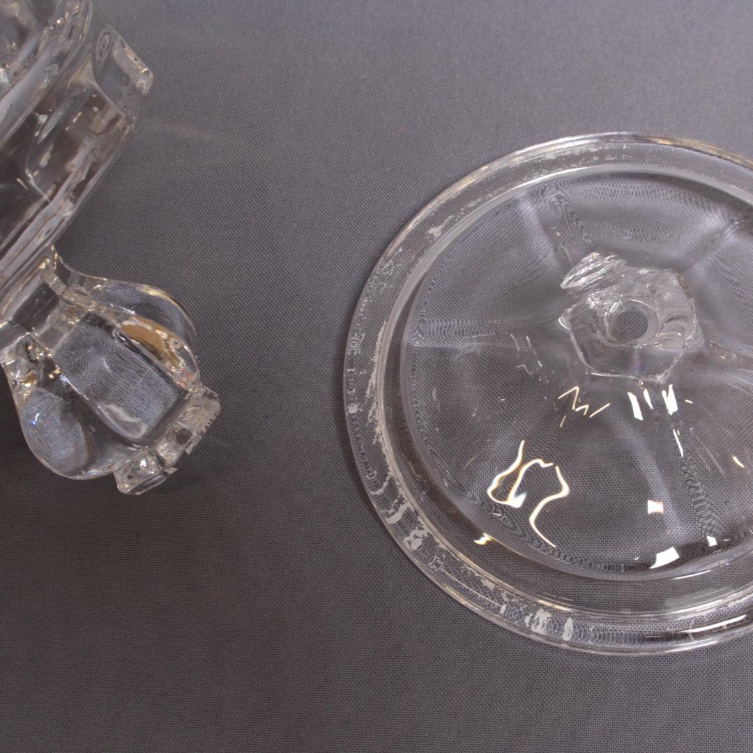 Skleněná mísa Exquisite Glass na stopce