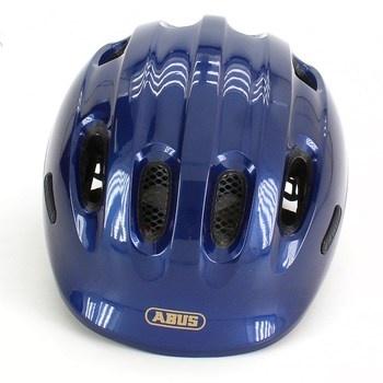 Dětská helma Abus Smiley 2.0 modrá vel. M