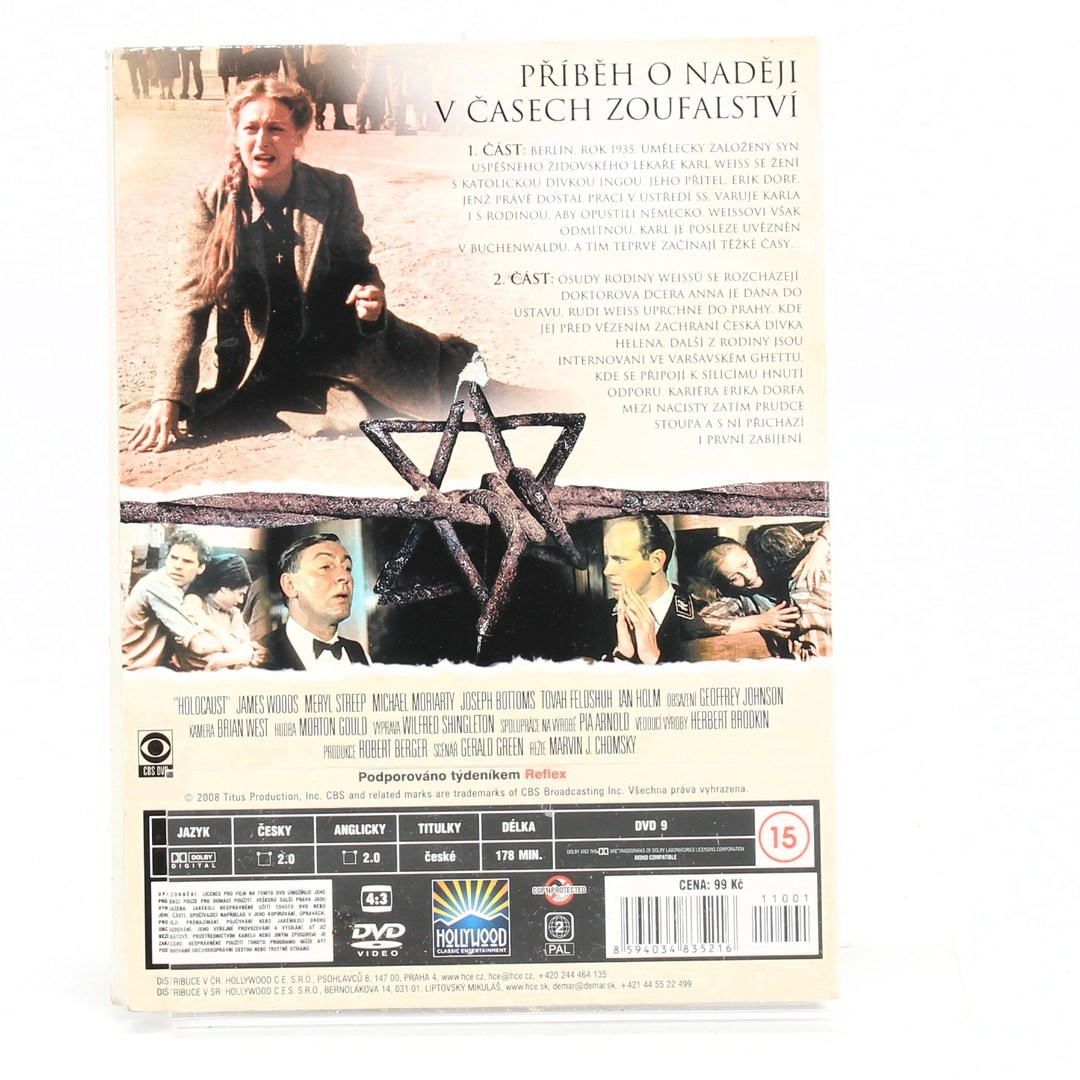 DVD Holocaust