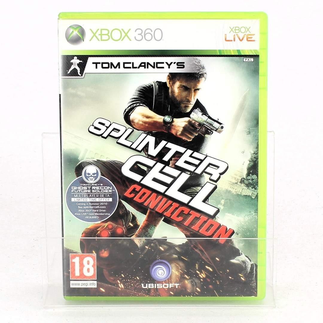 Hra pro XBOX 360 Tom Clancys Splinter Cell