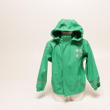 Nepromokavá bunda Lego Wear zelená
