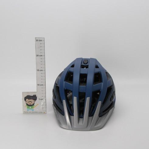 Cyklistická helma Uvex darkblue