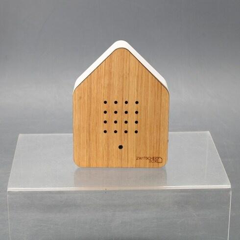 Ptačí budka Zwitscherbox ZB-OAK-WHI