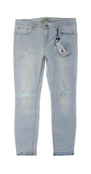 Dámské džíny Silvian Heach se záplatami