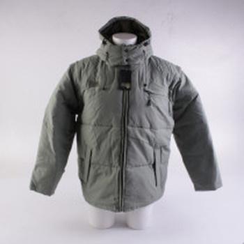 Pánská zimní péřová bunda a vesta 2v1 Fila