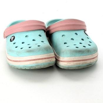 Dětské nazouváky Crocs 204537-7H5-J6
