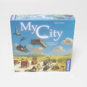 Stolní hra Kosmos My City