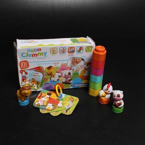 Plastové hračky Clementoni Sweet Animal Farm