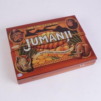 Stolní dobrodružná hra Spinmaster Jumanji