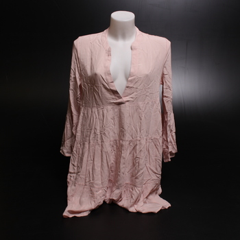 Dámské šaty Only růžové velikost 36