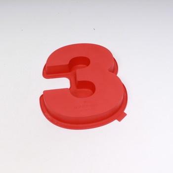 Silikonová forma Lékué Celebrate číslo 3