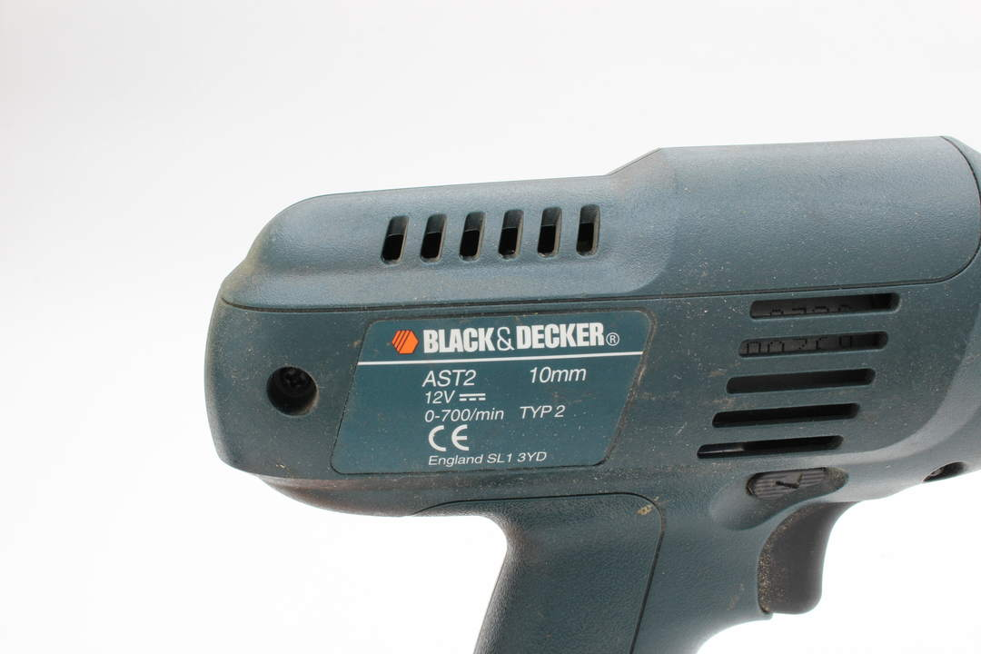AKU vrtačka Black&Decker AST2