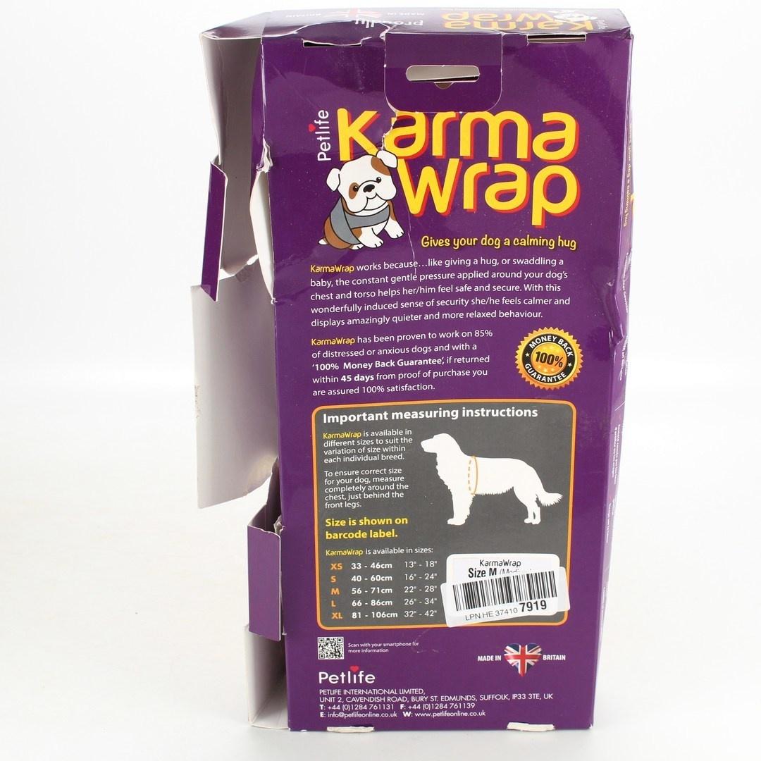 Hřejivý obleček Karma Wrap KARG400