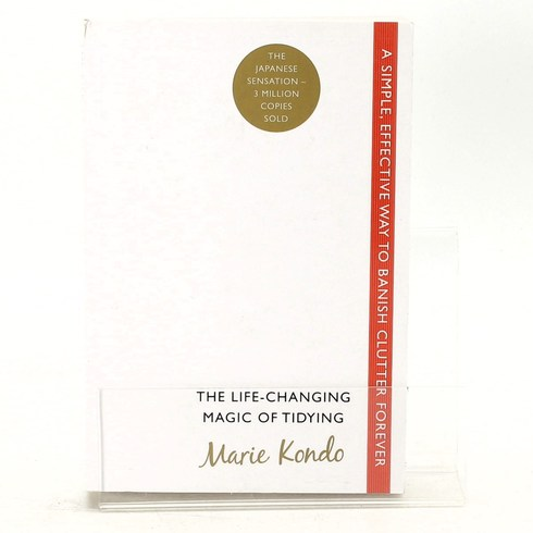 Marie Kondo: The life-changing magic of tidy