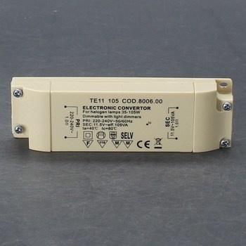 Transformátor Transmedia TE11 105 LT2-2L