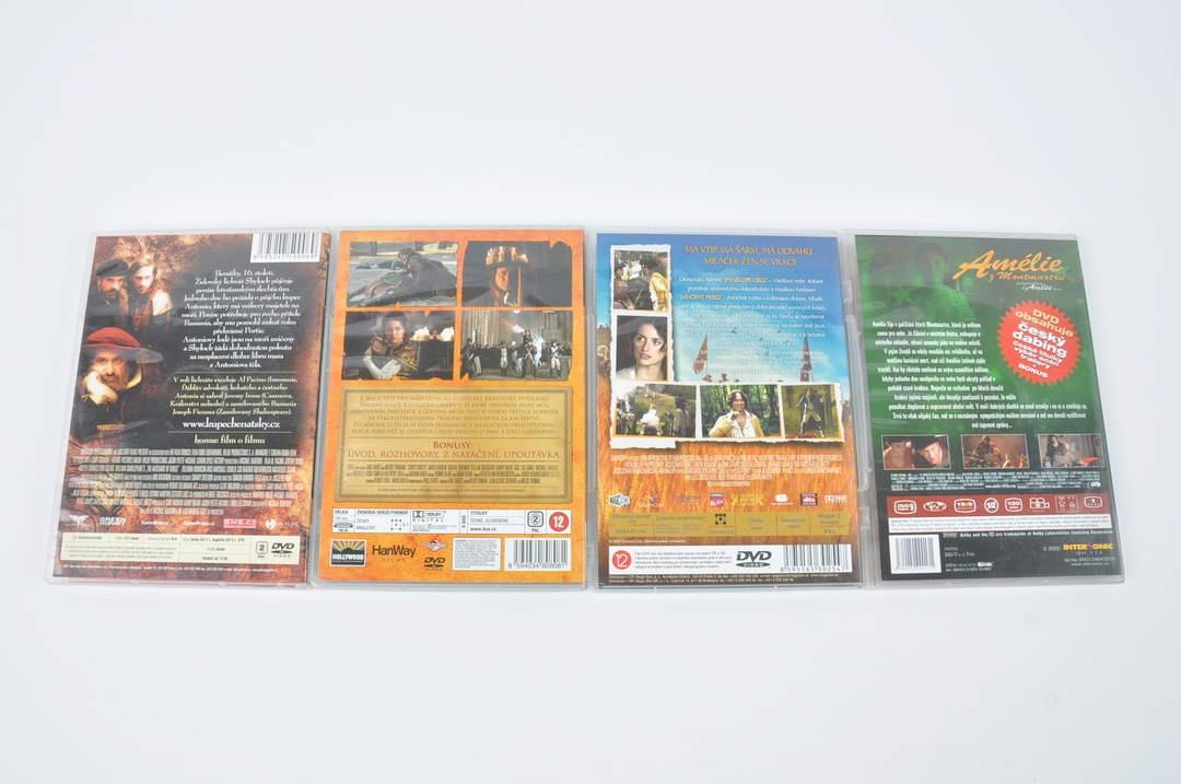 Sada 4 DVD Goyovy příznaky, Kupec Benátský