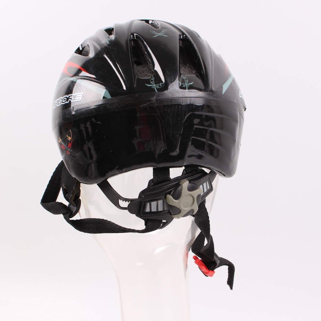 Dětská helma Arcore černá