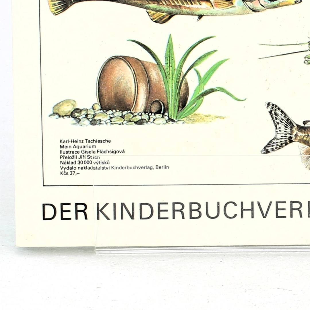 Karl-Heinz Tschiesche: Moje akvárium