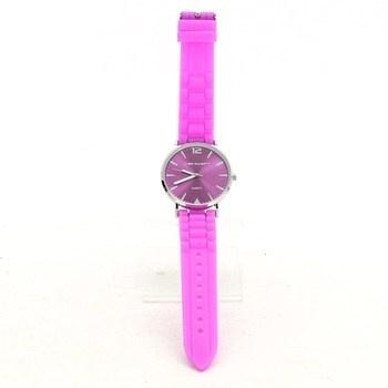 Dámské hodinky Dunlop 5657 růžové