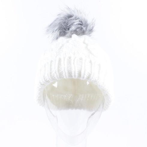 cb083212628 Dámská čepice Lindex bílé barvy - bazar