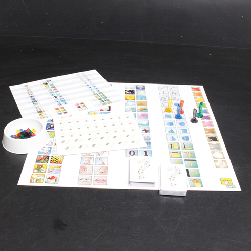 Vzdělávací hra Repos Production Concept