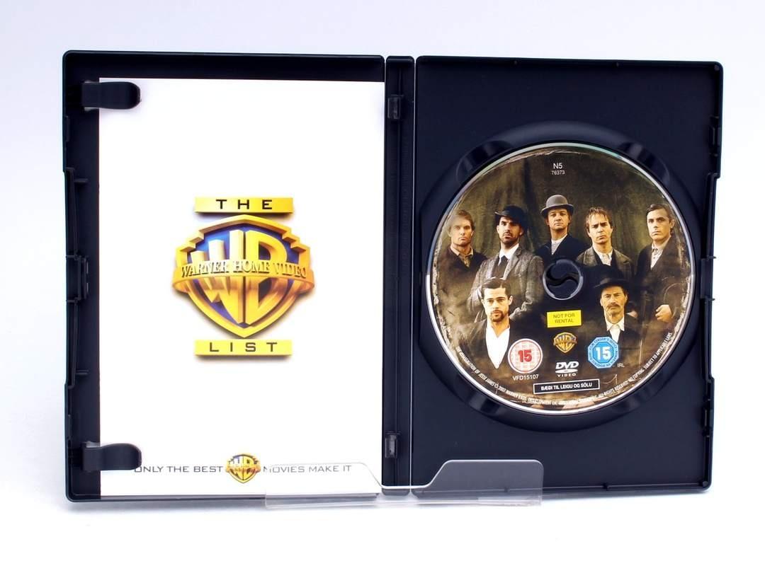 DVD Warner Bros Jesse James