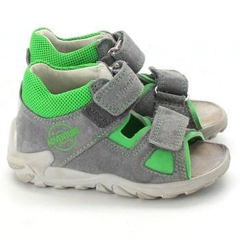 Dětské sandály Superfit 609035, vel. 23