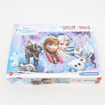 Dětské puzzle Disney Frozen
