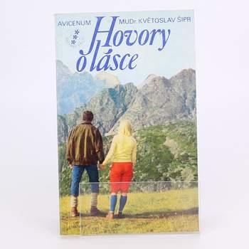 Kniha Hovory o lásce Květoslav Šipr