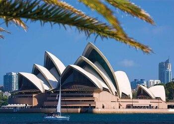 Puzzle DINO Opera v Sydney