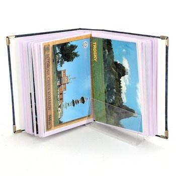 Sbírka pohlednic památky 68 ks