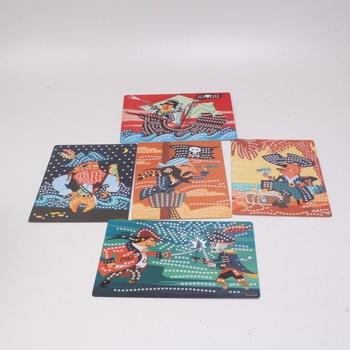 Mozaika Piráti Sycomore CRE7008