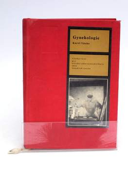 Učebnice Gynekologie Karel Vácha